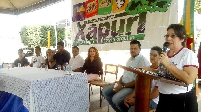 Ufac promove oficina em Xapuri sobre educação inclusiva
