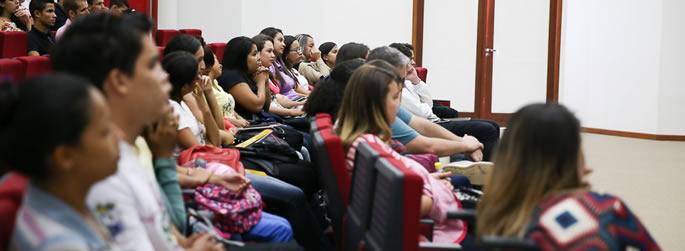 Ufac promove recepção a calouros em Cruzeiro do Sul