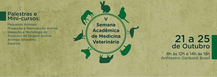 Ufac promove Semana de Medicina Veterinária