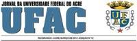 Ufac publica 12ª edição do Jornal da Ufac