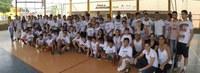 Ufac realiza 9º Torneio de Minivoleibol