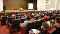 Ufac realiza encontro de bolsistas no campus