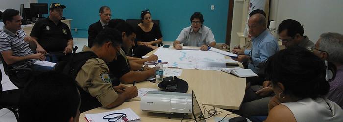 Ufac realiza esquema de organização da 66ª SBPC