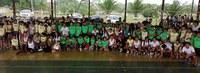 Ufac realizou Torneio de Minivoleibol