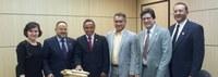 Ufac recebe apoio do MEC para doutorado, reformas e hospital universitário