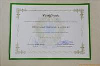 Ufac recebe certificado de reconhecimento por contribuir com a Justiça Eleitoral nas eleições 2012