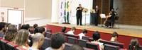 Ufac recepciona alunos ingressantes de 5 cursos