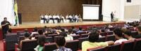 Ufac recepciona novos estudantes no Teatro Universitário