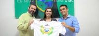 Ufac seleciona voluntários para campeonato mundial de futsal
