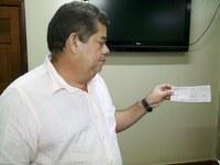 Ufac Solidária recebeu mais uma doação