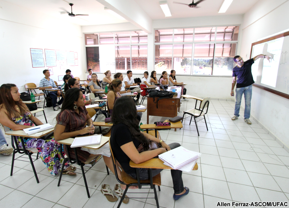 Ufac tem mais de 92% de vagas do Enem/Sisu ocupadas por estudantes residentes no Acre