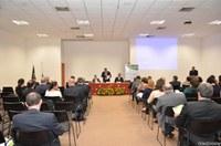 Vice-reitora participa de reunião do conselho de reitores das universidades brasileiras