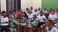 Violência contra a mulher é tema abordado na escola Lindaura Leitão