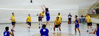 Voleibol avança para a semifinal no JUBs 2013