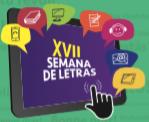 XVII Semana de Letras, organizada pelas coordenações de Letras: Língua Portuguesa e Letras Espanhol